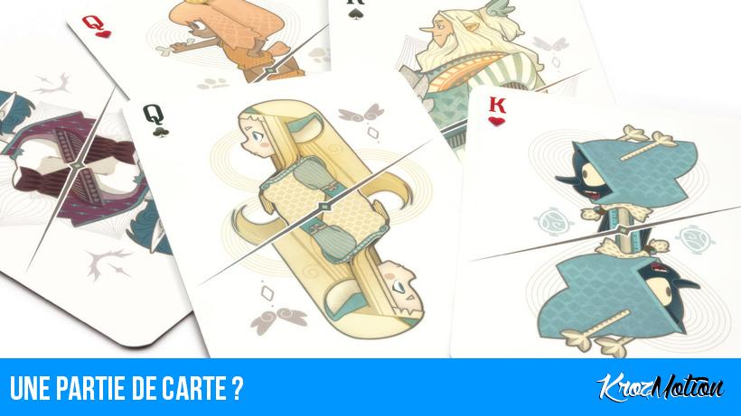 Dofuslefilm un jeu de carte krozmotion for Dofus le jeu