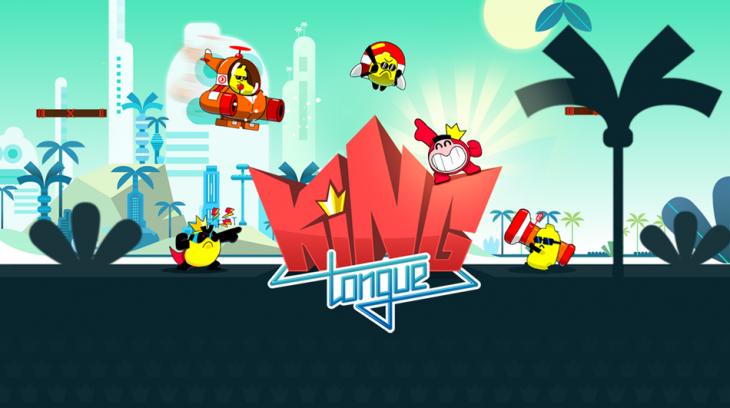 Roi Tongue prêt à donner un sacré coup de langue le 19 novembre sur iOS !