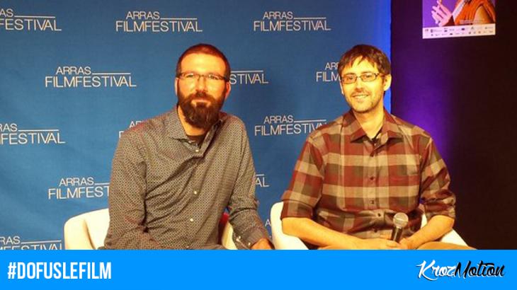 #DOFUSLEFILM : Avant-première à Arras Film Festival, premier retour sur Twitter