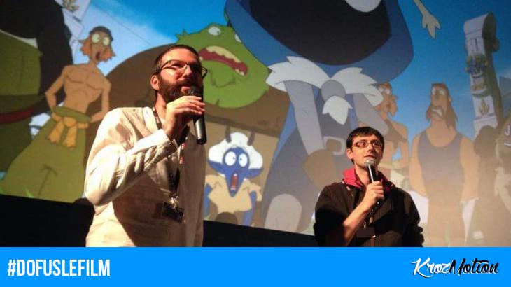 #DOFUSLEFILM : Avant-première à Paris International Fantastic Film Festival ou PIFFF, premier retour sur Twitter