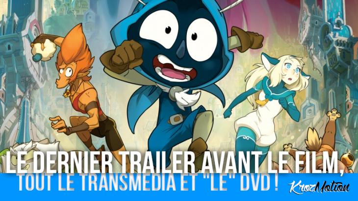 #DOFUSLEFILM : Le dernier trailer avant le film, tout le transmedia et «le» DVD !