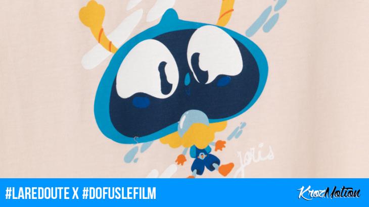#DOFUSLEFILM : Une collection de t-shirt Dofus chez La Redoute (+ concours)