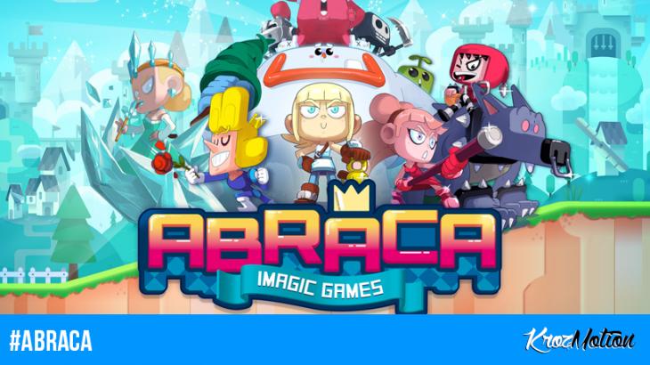 #ABRACA : l'imaginaire a maintenant son jeu (test + concours)