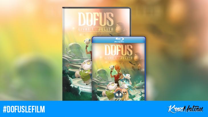 #DOFUSLEFILM : Le DVD et Blu-Ray en pré-commande pour une sortie le 22 juin