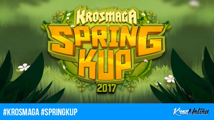 #KROSMAGA : La #SpringKup, un deuxième tournois encore plus grand #esport